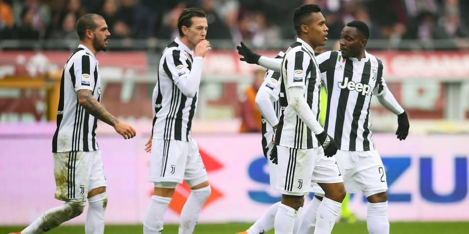 Ita. : la Juve maintient la pression