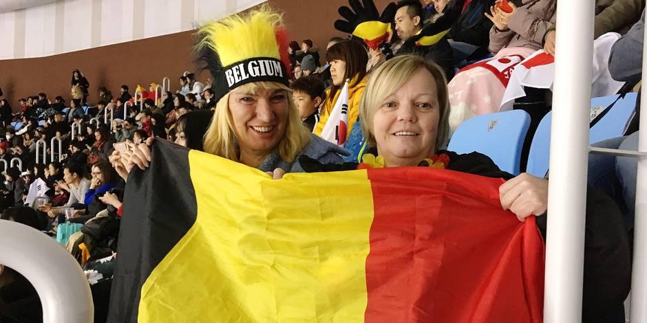 """Rencontre avec la mère du patineur Jorik Hendrickx: """"On ne va en vacances que dans les Ardennes"""" (INFOGRAPHIE) - La DH"""
