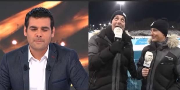 Un journaliste de France 2 pète un câble en direct (VIDEO) - La DH