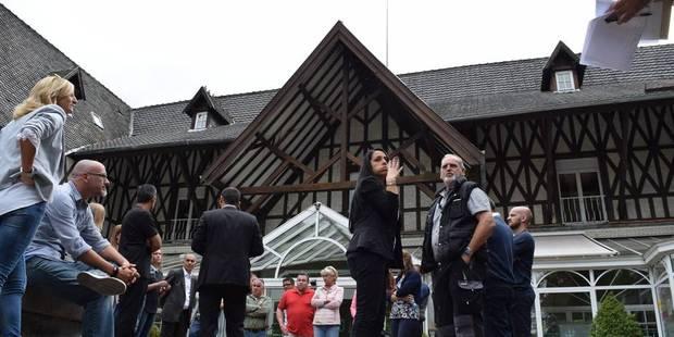 Château de Limelette: requête annoncée pour une procédure de réorganisation judiciaire - La DH