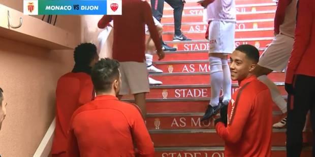 """Quand le Canal Football Club s'amuse de la """"naïveté"""" de Tielemans (VIDEO) - La DH"""