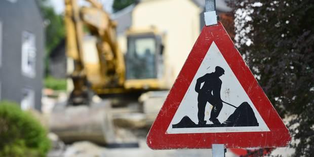 Charleroi: la signalisation de 39 rues remplacée - La DH