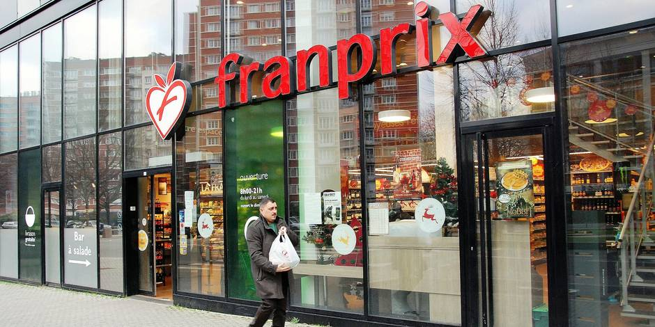 La chaîne de proximité Franprix débarque chez nous: la guerre des prix n'est pas prête de s'arrêter - La DH
