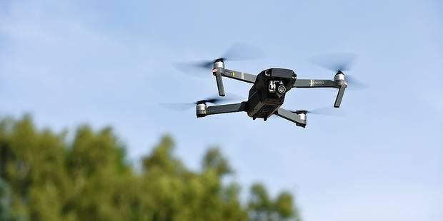 Thimister-Clermont: cartographiés par drones - La DH