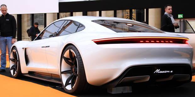 Porsche investit 6 milliards dans son projet électrique - La DH