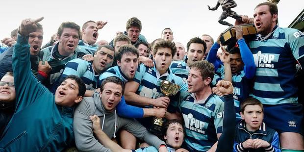 Rugby: l'Asub dans le dernier carré de la Coupe de Belgique - La DH