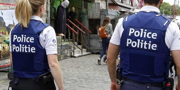 Fontaine : fatigué de courir, le cambrioleur se rend à la police - La DH