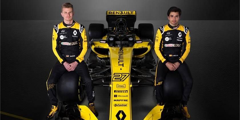 Voici la nouvelle Renault R.S.18