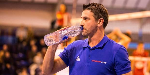 Volley-ball - Changement d'entraîneur en vue au VBC Waremme - La DH