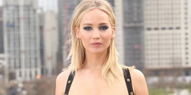 Jennifer Lawrence tourne le dos au ciné - La DH