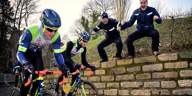 Circuit Het Nieuwsblad: Wanty-Groupe Gobert a reconnu le parcours avec dix coureurs - La DH