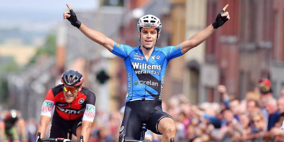 Wout Van Aert, le champion du monde de cyclo-cross, trouvera-t-il sa route ? - La DH