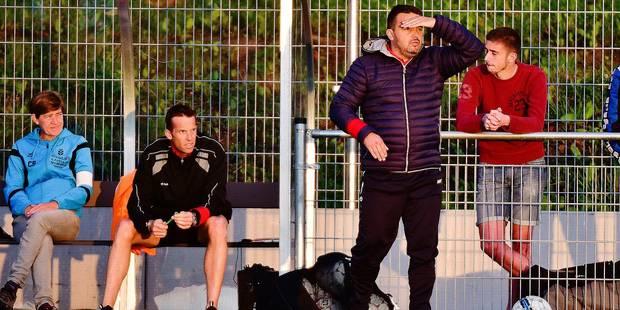 Coach Beguin face à son futur club - La DH