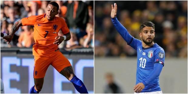 Un match amical de prestige entre deux grands absents du Mondial - La DH