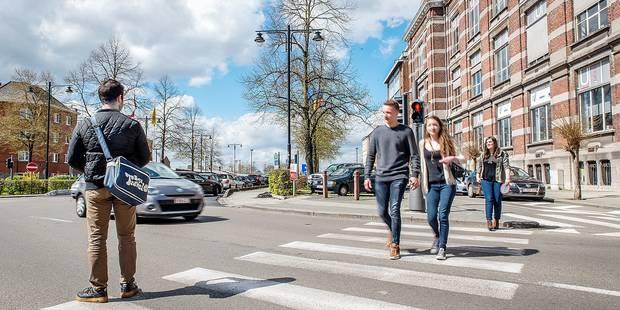 Piétons renversés : hausse inquiétante en Brabant wallon ! - La DH