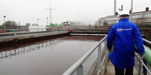 NLMK investit 10 millions d'euros à La Louvière - La DH