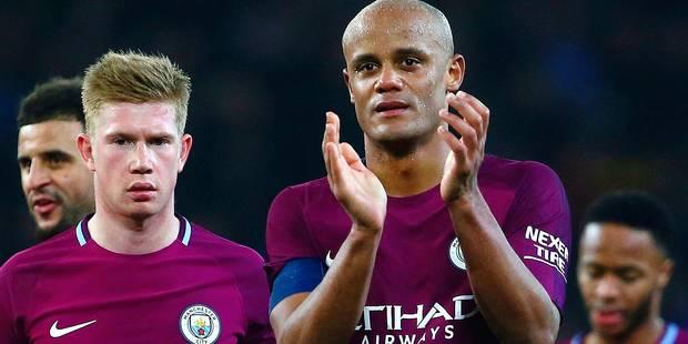 Manchester City va tenter de remporter un premier trophée cette saison - La DH