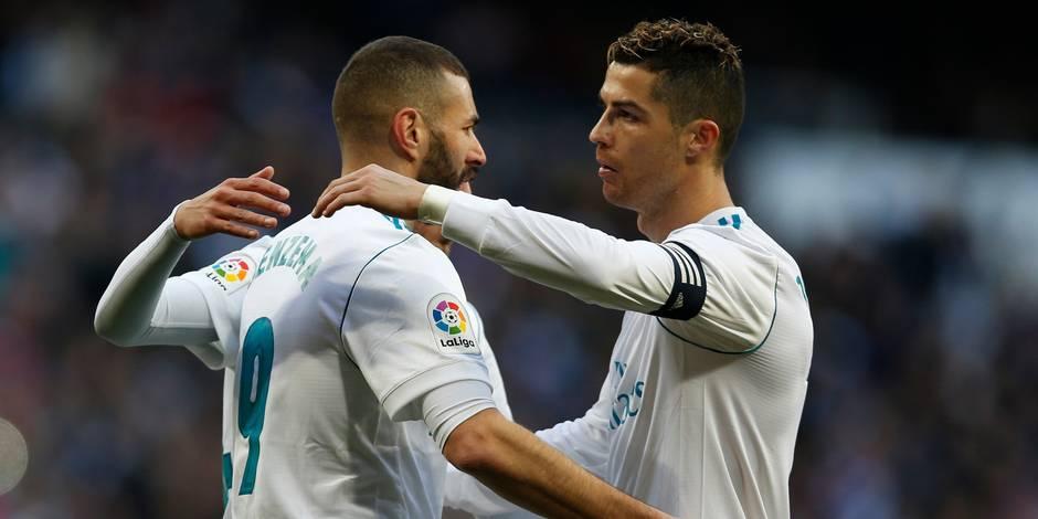 Cristiano Ronaldo est monstrueux, ce chiffre le prouve — Real