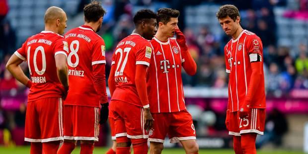 Bundesliga: le Bayern sans idées concède un nul au Hertha Berlin - La DH