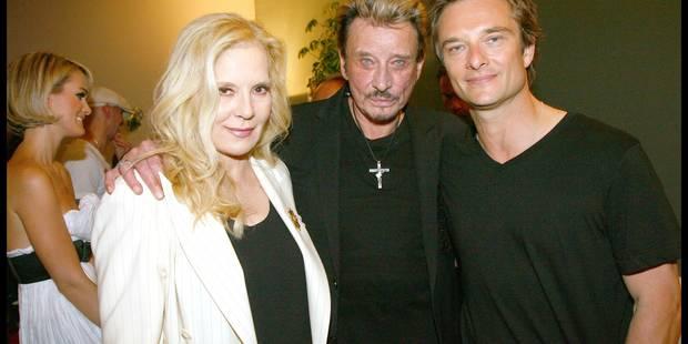 """Sylvie Vartan se confie: """"Je ne peux pas imaginer que cela vienne de Johnny"""" - La DH"""
