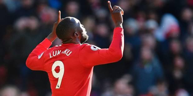 Romelu Lukaku taille patron face à Chelsea - La DH