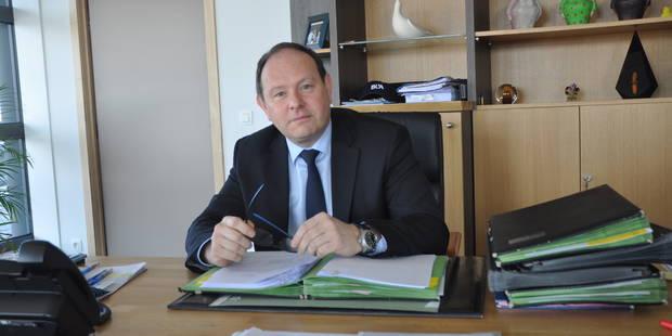 """Vincent Scourneau (MR), Bourgmestre de Braine l'Alleud : """"j'ai toujours tendu la main"""" - La DH"""