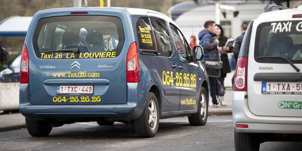 La Louvière : Près de la moitié des taxis en infraction lors d'un contrôle - La DH