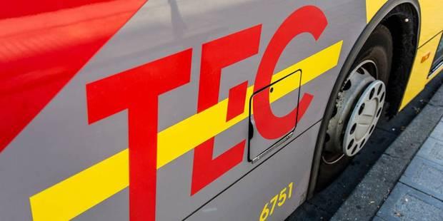 Grève de la CGSP : le point sur le réseau TEC dans la région Mons-Centre - La DH