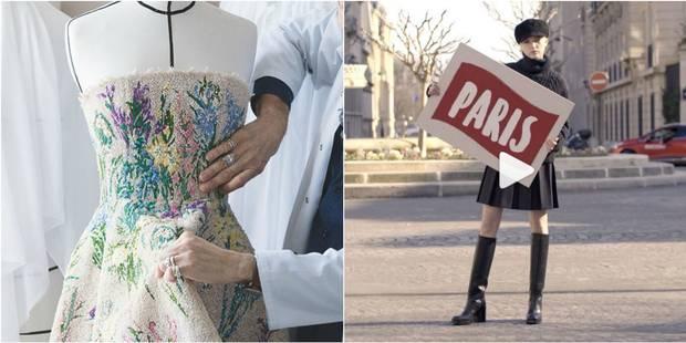 La Fashion Week de Paris est la plus attendue des 4 grands rendez-vous mode - La DH