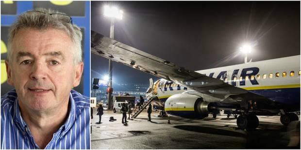 Les pilotes de Ryanair demandent la démission de leur patron - La DH