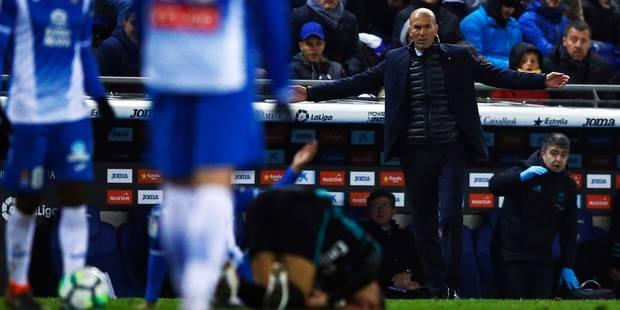 Liga : Le Real Madrid trébuche à une semaine de Paris - La DH
