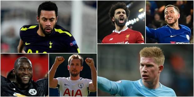 Un All-Star en Premier League: qui pourrait composer les équipes? (SONDAGE) - La DH