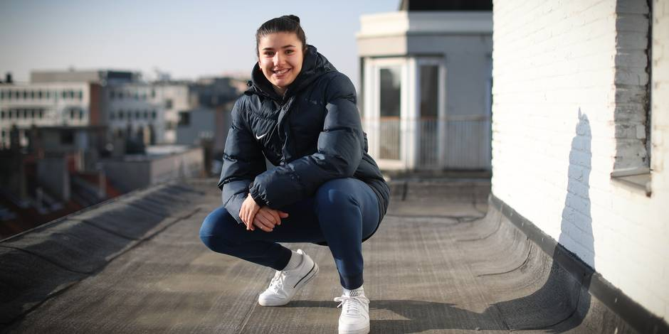 Hind Ben Abdelkader, une Belge sur les traces de Wauters et Meesseman en WNBA