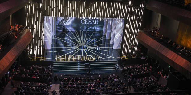 """Opération """"Ruban blanc"""" à la cérémonie des César, contre les violences envers les femmes - La DH"""
