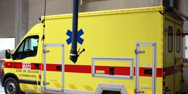 Moins d'ambulances : les Luxembourgeois en danger ! - La DH