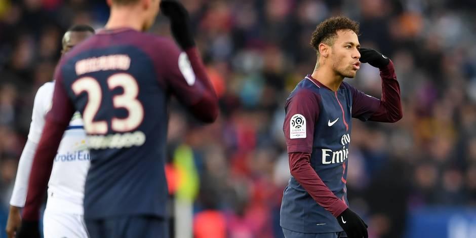 Le CUP aussi à Boulogne — PSG-Real