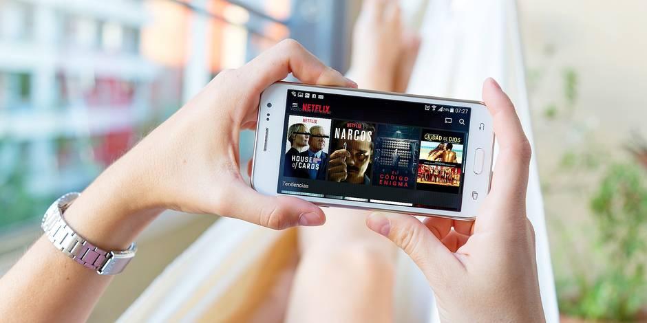 700 programmes originaux en 2018 — Netflix