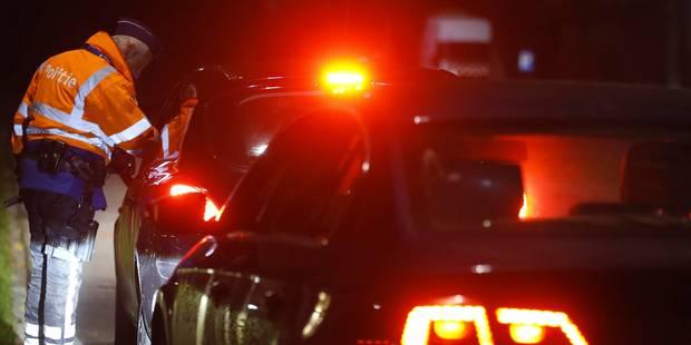 Zone Nord : Près de 2.000 automobilistes verbalisés en février - La DH