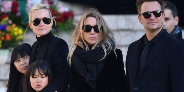 """Héritage Johnny: le rockeur n'était pas """"manipulé"""" selon l'avocat de Laeticia - La DH"""