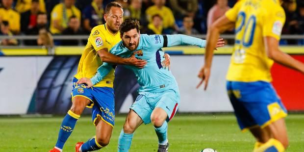Liga: le Barça trébuche à Las Palmas 1-1, le championnat relancé ! - La DH