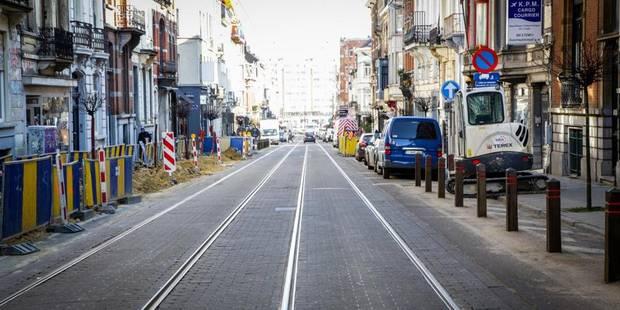Ixelles : le relifting de la rue Lesbroussart - La DH