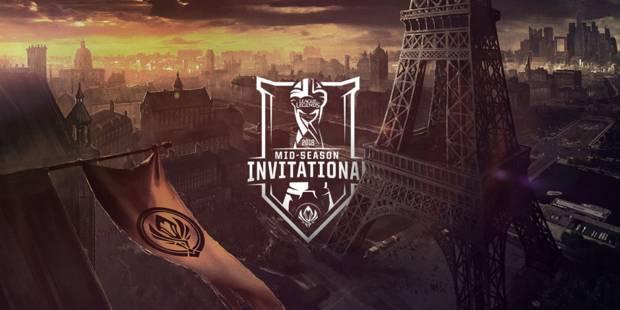 League of Legends: un tournoi mondial à deux pas de la Belgique - La DH