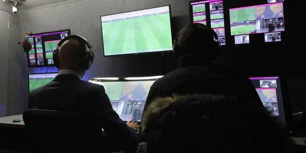 L'arbitrage vidéo tout proche d'une qualification au Mondial 2018 - La DH