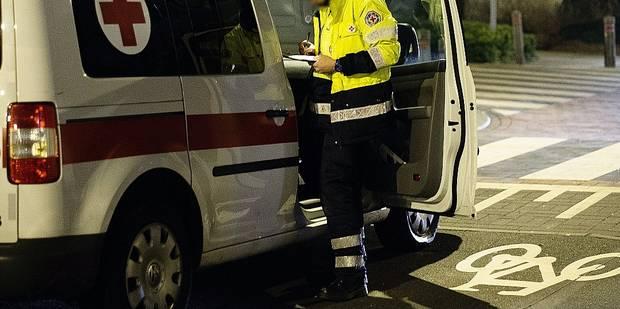 Ivre au volant de la voiture de la Croix-Rouge: il écope de 4 mois de prison ferme - La DH