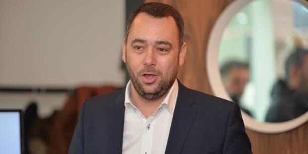 Namur: Maxime Prévot dévoile sa liste! - La DH