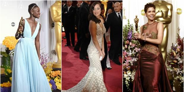 Oscars : 20 robes marquantes de cette grande cérémonie de cinéma - La DH