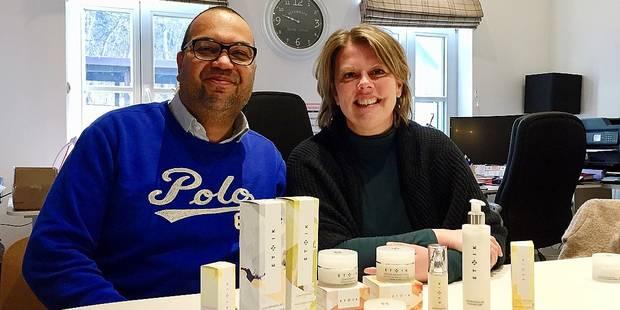 Wavre : des cosmétiques belges et naturels pour peaux foncées - La DH