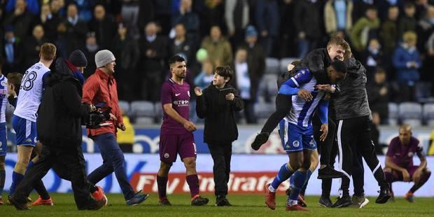 Manchester City sanctionné pour son attitude en FA Cup face à Wigan - La DH