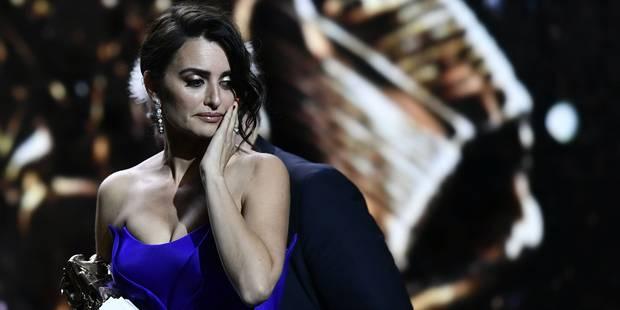 Césars: Les larmes de Penelope Cruz et le triomphe de 120 battements par minute - La DH