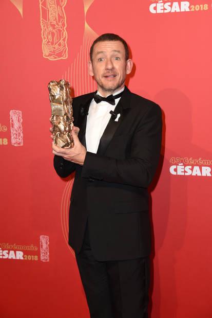 Le Ch'ti préféré des français a reçu une statuette unique : le premier César du public.